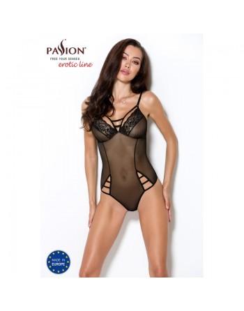 sublime body melania noir de la marque passion- l'avenue des plaisirs
