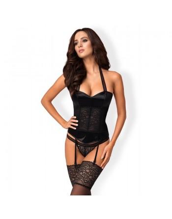 fabuleux corset ailay, Did2fit de la marque obsessive- l'avenue des plaisirs
