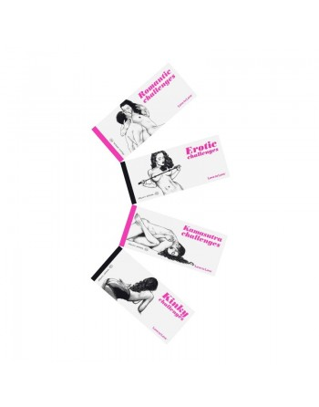 Chequier Kinky challenges par Apollonia Saintclair