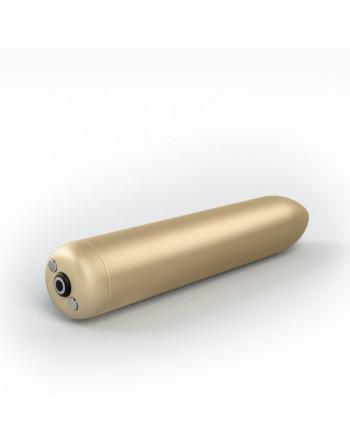 Stimulateur Clitoridien Rocket Bullet - Or
